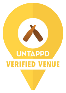 Untappd Verified Venue